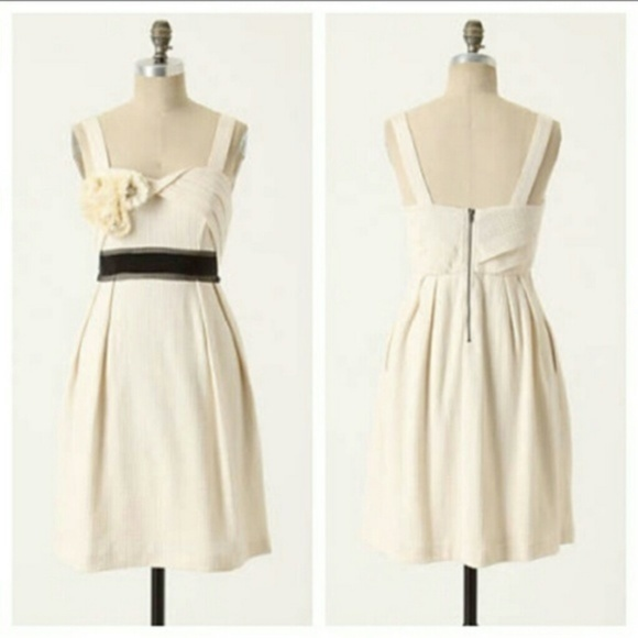 Anthropologie Dresses & Skirts - Anthropologie Deletta Breakfasting Dress Medium